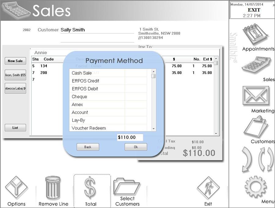 salescreenshot